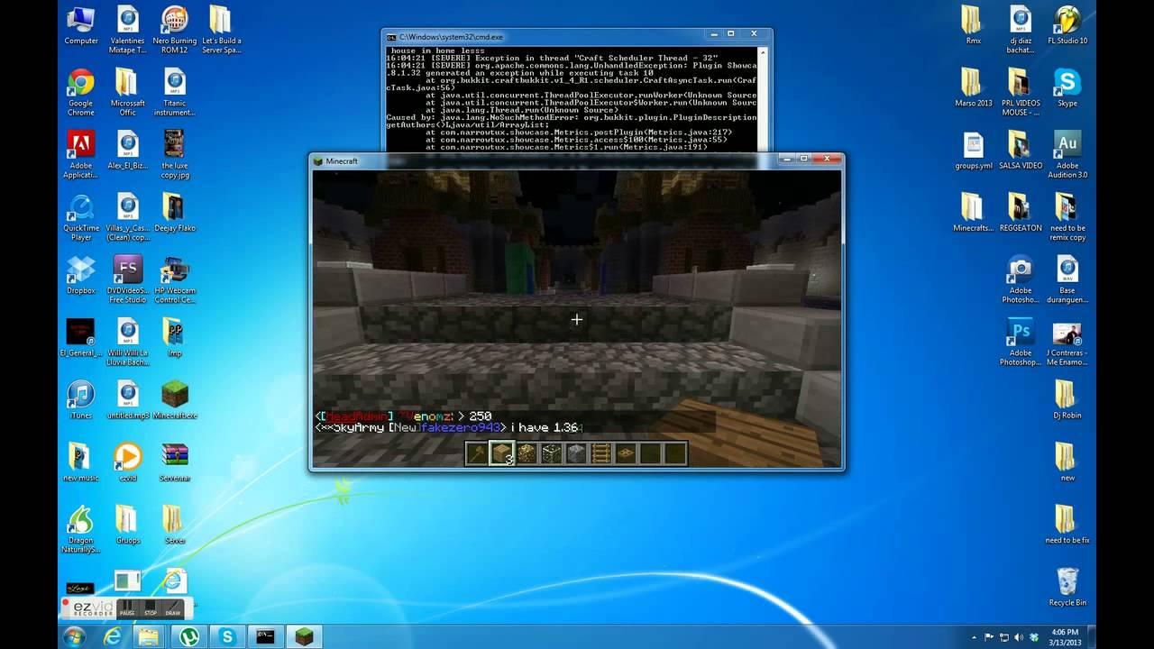 install minecraft on windows xp