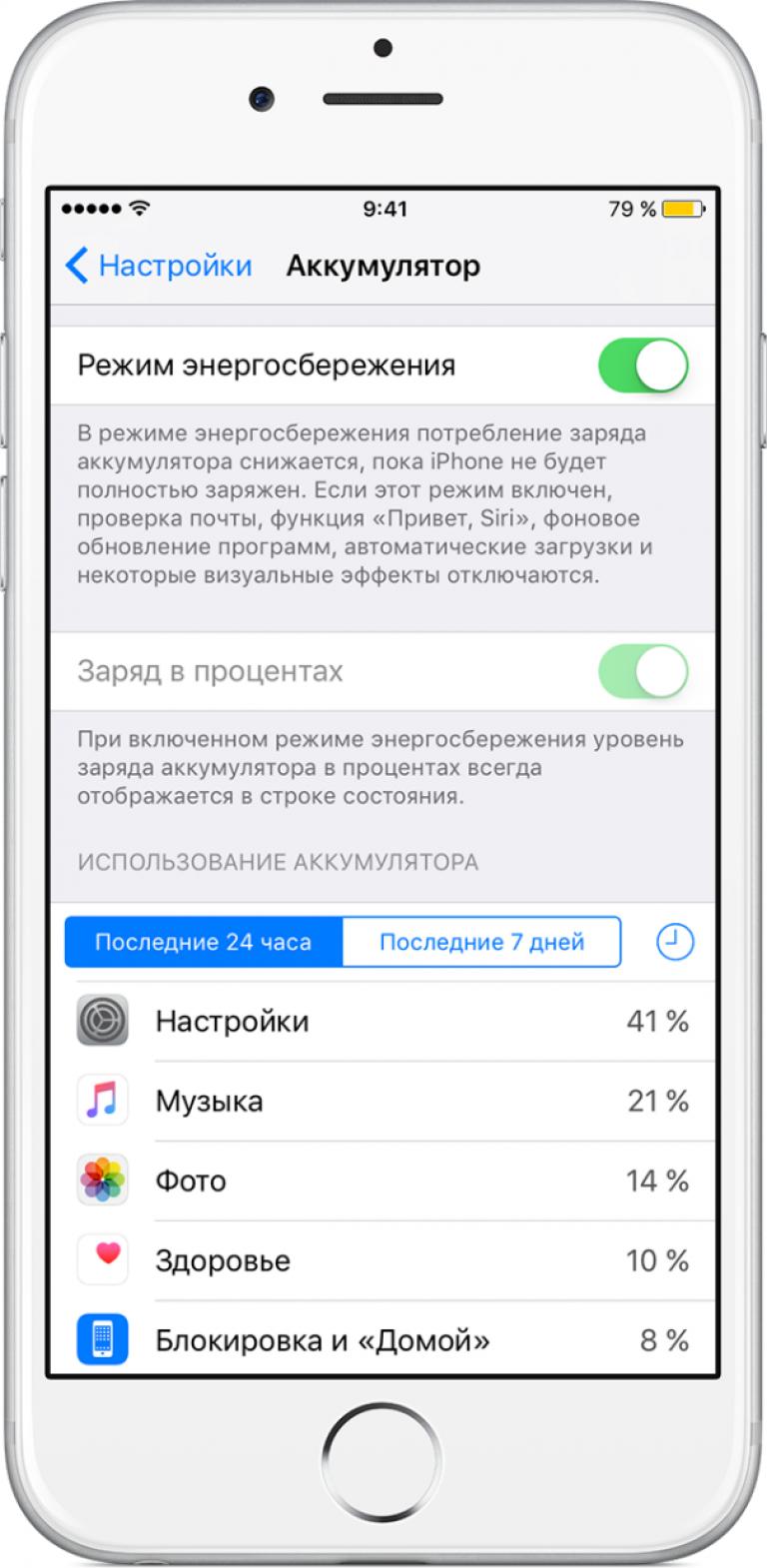 Как сделать кружок на экране iphone