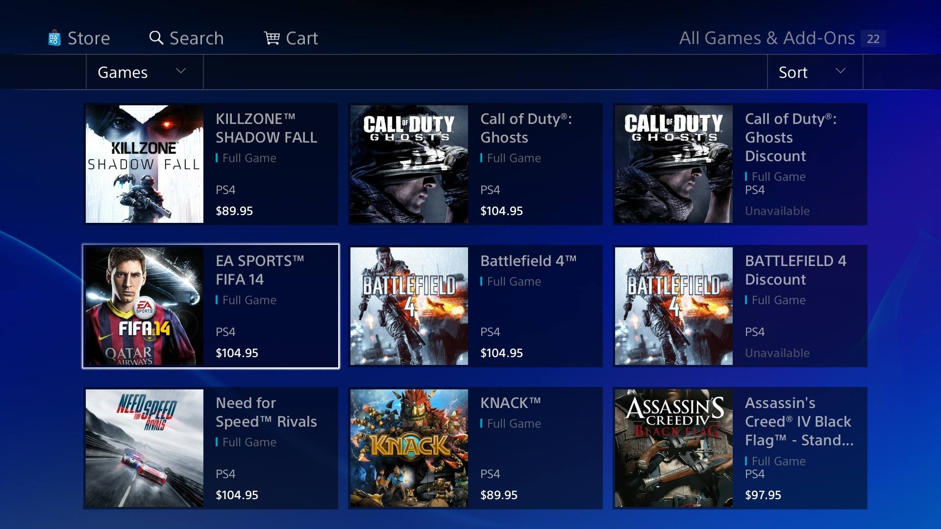 official playstationstore us home of playstation games - HD1920×1080